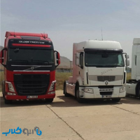 آخرین مهلت ترخیص کامیونهای اروپایی