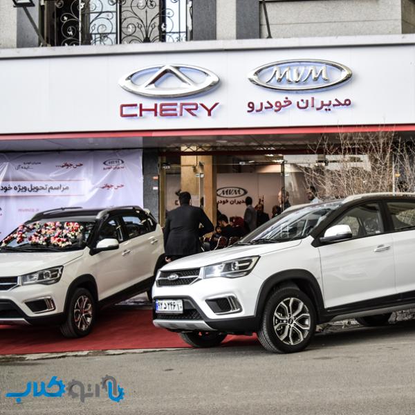 کاهش خودروهای چینی در نمایندگیها / فروش خودروهای خارجی با دلار گرانتر از بازار