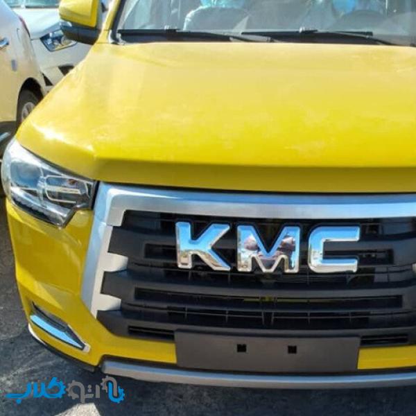 شروع تولید سری اول پیکاپ جدید T8 شرکت کرمان موتور