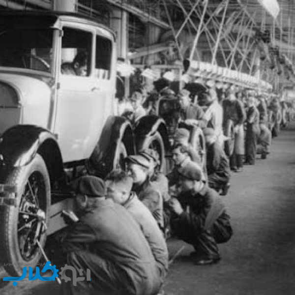 تاریخچه خودرو